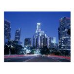 Downtown Los Angeles Postcard