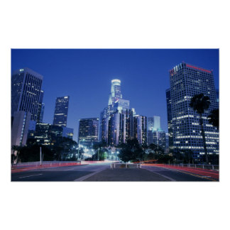 Downtown Los Angeles Posters