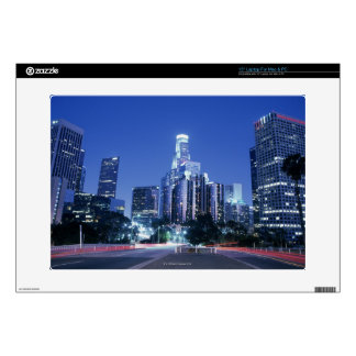 "Downtown Los Angeles 15"" Laptop Decals"