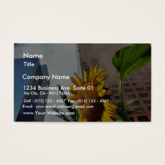 Downtown Los Angeles Skyscrapers Business Card