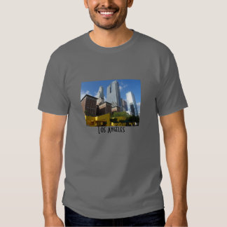 Downtown Los Angeles Tee Shirts