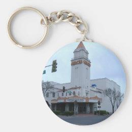 Downtown Merced Keychain