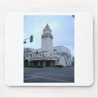 Downtown Merced Mouse Pad