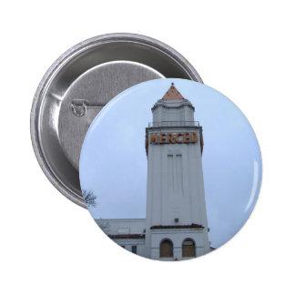 Downtown Merced Pinback Button