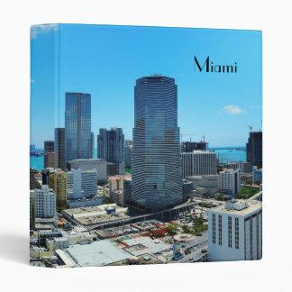 "Downtown Miami - 1"" Binder"