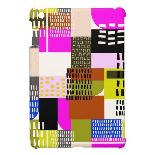 Downtown Miami iPad Mini Covers