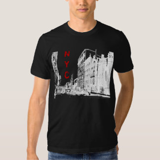 Downtown - NYC Twofer Shirt