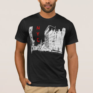 Downtown - NYC Twofer T-Shirt