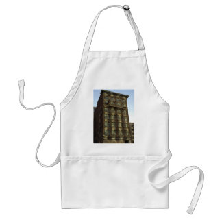 Downtown Oakland California Shadows Adult Apron