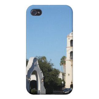 Downtown Ojai Cover For iPhone 4