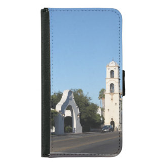 Downtown Ojai Wallet Phone Case For Samsung Galaxy S5