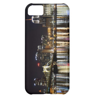 Downtown Pittsburgh at Night iPhone 5C Cases