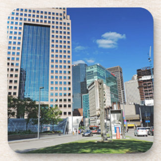 Downtown Pittsburgh Drink Coasters