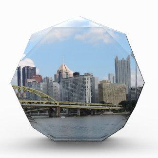 Downtown Pittsburgh Skyline Award