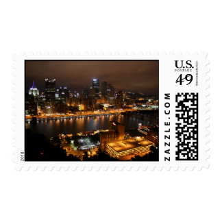 Downtown Pittsburgh Stamp