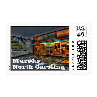 Downtown Pizza Company, Murphy NC Postage