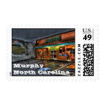 Downtown Pizza Company, Murphy NC Stamps