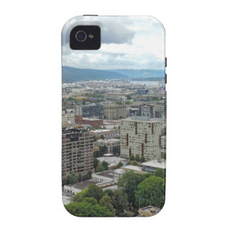 Downtown Portland iPhone 4 Covers