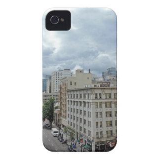 Downtown Portland Oregon iPhone 4 Cases