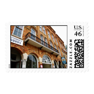 Downtown Postage Stamps