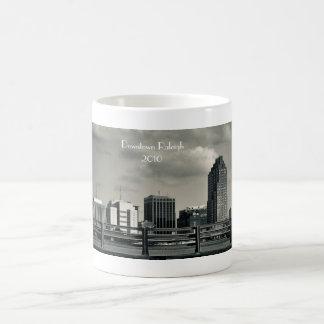Downtown Raleigh NC coffee mug