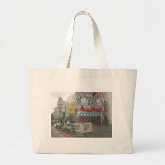 Downtown Reno,NV Large Tote Bag
