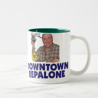 Downtown Repalone 16oz Coffee Mug