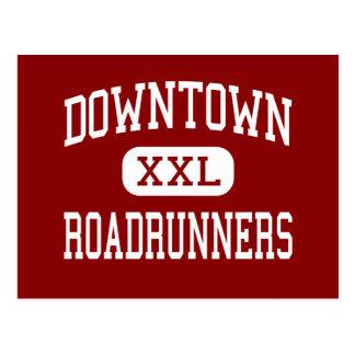 Downtown - Roadrunners - San Francisco Postcard