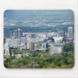 Downtown Salt Lake City Mouse Pad