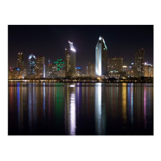 Downtown San Diego, California Postcard
