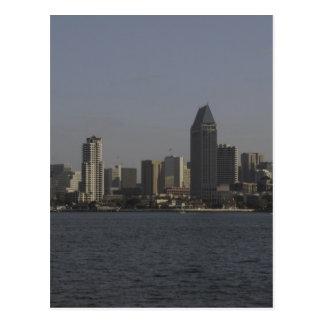 Downtown San Diego Postcard