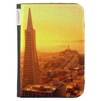 Downtown San Francisco, CA Kindle 3G Case