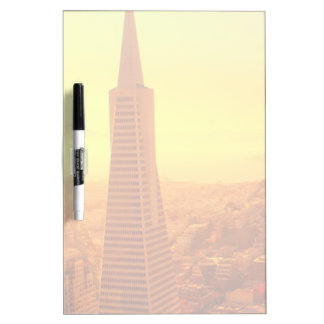 Downtown San Francisco, CA Dry Erase Board