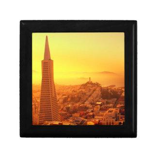 Downtown San Francisco, CA Jewelry Box