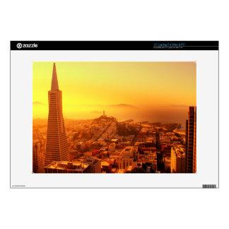 Downtown San Francisco, CA Laptop Skins