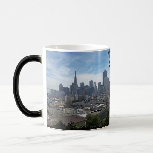 Downtown San Francisco Mug