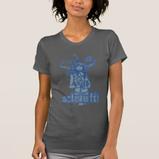 Downtown Schnuftigirl - front and back T-Shirt
