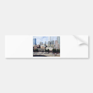 Downtown Seattle Bumper Sticker