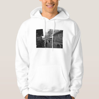 Downtown Seattle Hooded Pullover