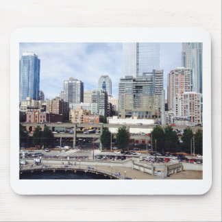 Downtown Seattle Mouse Pad
