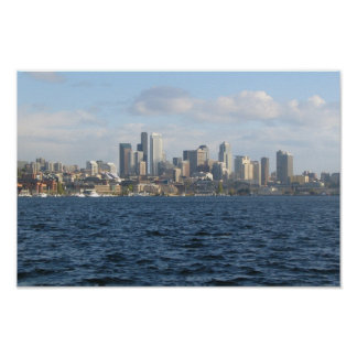 Downtown Seattle Posters