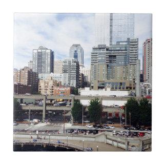 Downtown Seattle Tile