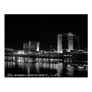 Downtown Shreveport, LA, Shreveport, LA Postcard
