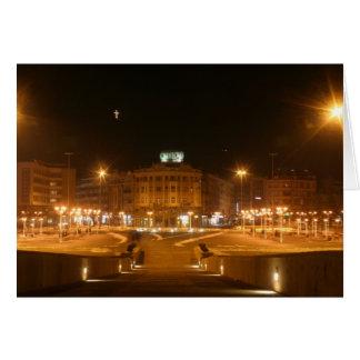 Downtown Skopje Card