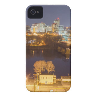 downtown skyline of pennsylvania Case-Mate iPhone 4 case
