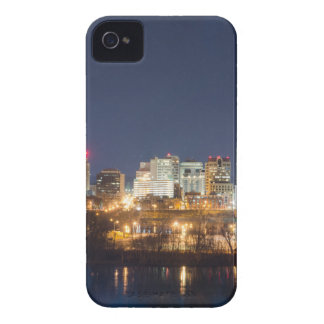 downtown skyline of pennsylvania iPhone 4 Case-Mate case
