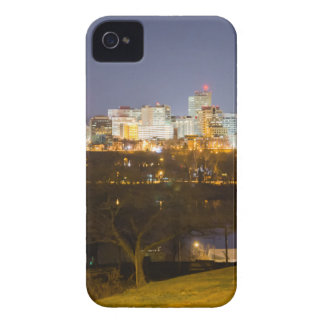downtown skyline of pennsylvania iPhone 4 cover