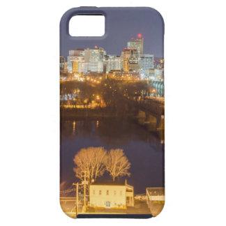 downtown skyline of pennsylvania iPhone SE/5/5s case