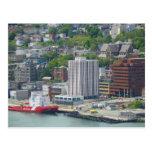 Downtown St. John's Postcard