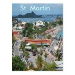Downtown St. Martin Postcard